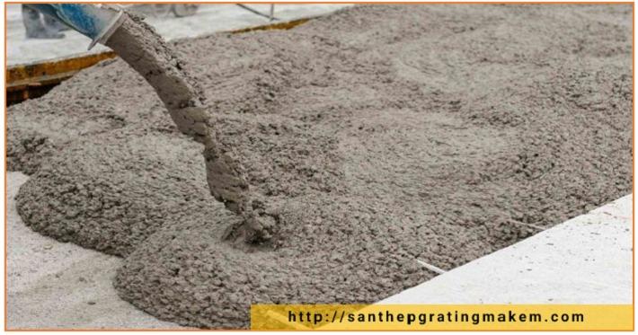 chọn vật liệu xây dựng bê tông