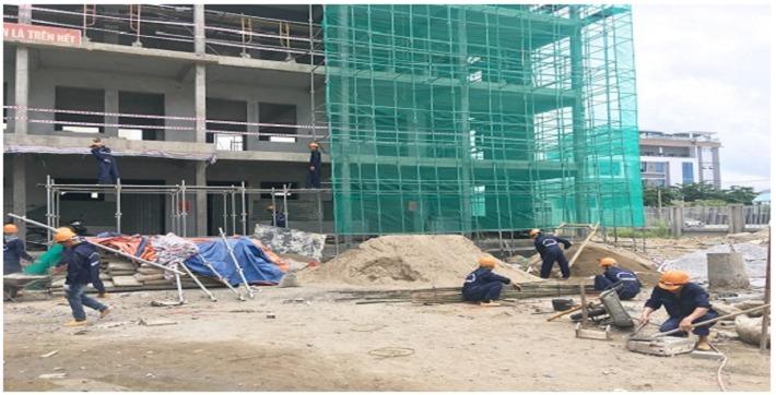 biện pháp đảm bảo an toàn trên công trường xây dựng