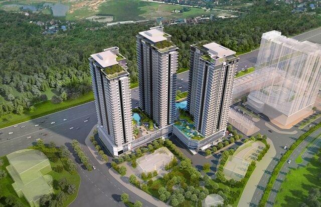 Nguyên lý thiết kế chung cư cao tầng là gì?