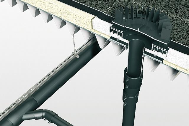 Tiêu chuẩn về cấu tạo hệ thống thoát nước mưa tòa chung cư