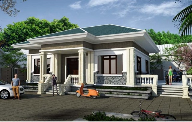Tính toán vật liệu cho phần hoàn thiện ngôi nhà
